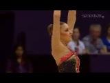 Олимпиада-2012 Художественная гимнастика  Индивидуальное многоборье Золотое выступление Евгении Канаевой