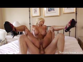 Naugnty America - Зрелая блондиночка Puma Swede HD