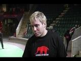 Андрей Дементьев- Корнилов в тульском цирке.